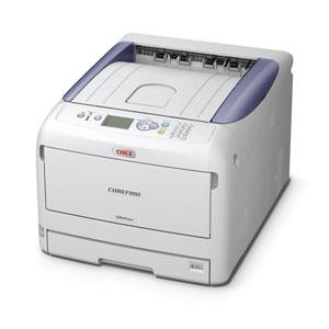 C841DN-PI OKI A3対応 カラーLEDプリンター COREFIDO