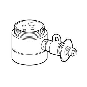 CB-SJA6 パナソニック 食器洗い乾燥機用分岐栓 Panasonic