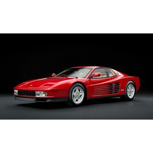 1/18 フェラーリ テスタロッサ 1989 レッド【PMK1801R】 京商