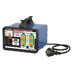 NTB300DCC 日動工業 変圧器 降圧専用カセットコンセントトラパック 3KVA