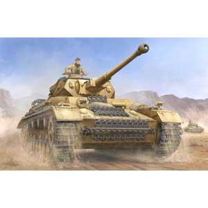1/16 ドイツ軍 IV号戦車F2型【00919】 トランペッター