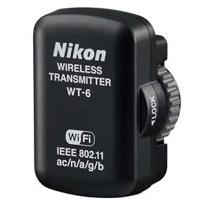 WT6(ニコン) ニコン ワイヤレストランスミッター「WT-6」