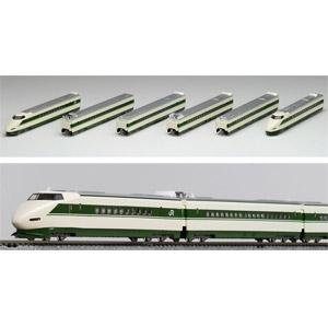 [鉄道模型]トミックス 【再生産】(Nゲージ) 98603 JR 200系 東北新幹線 (H編成) 6両基本セット