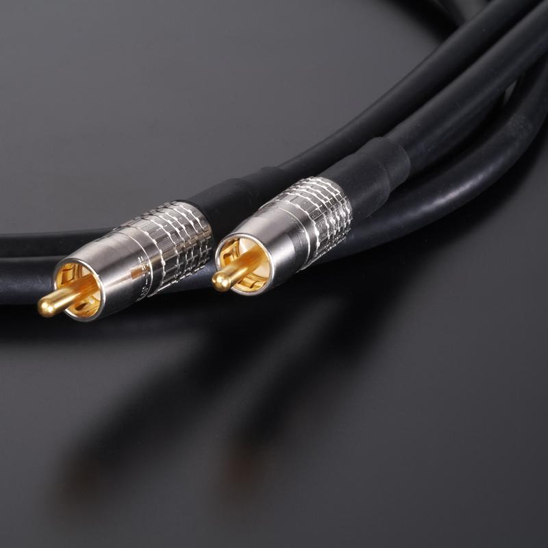 EVO-75DR-2.0 AET 同軸デジタルケーブル(2.0m・1本)