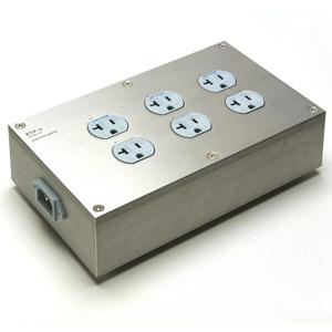 RTP-6 ABSOLUTE アコースティックリバイブ 3P-6口電源ボックス ACOUSTIC REVIVE