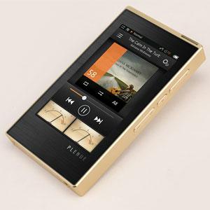 P1-128G-GD コウォン ハイレゾ・デジタルオーディオプレーヤー(ゴールド)128GBメモリ内蔵+外部メモリ対応 COWON PLENUE 1
