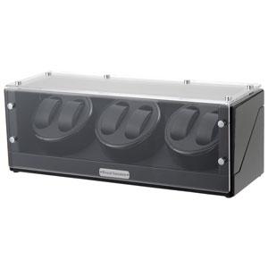 GC03-T102BB ロイヤルハウゼン 高級 ウォッチワインダー 6本巻き [GC03T102BB]【返品種別B】