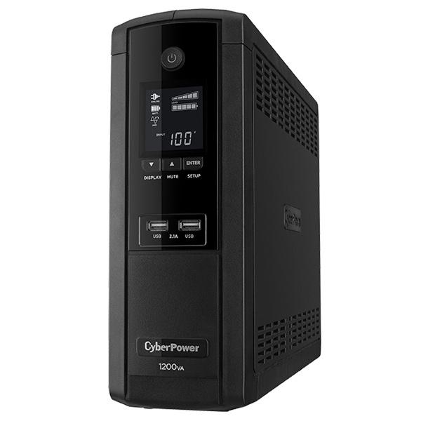 CPJ1200 CyberPower 無停電電源装置(UPS)1200VA/720W Backup CR CPJ1200