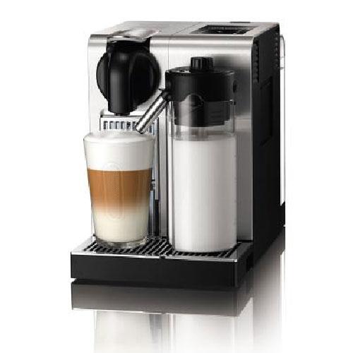 F456-PR ネスプレッソ ネスプレッソコーヒーメーカー 銀 ラティシマ・プロ