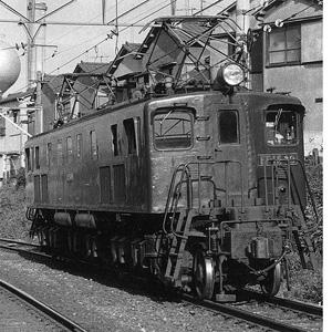 [鉄道模型]ワールド工芸 (HO)16番 国鉄 EF15 107号機 電気機関車 Hゴム仕様 塗装済完成品 【特別企画品】