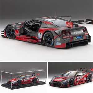 1/18 MOTUL AUTECH GT-R SUPER GT500 2015 Champion Car No.1【81041】 EBBRO