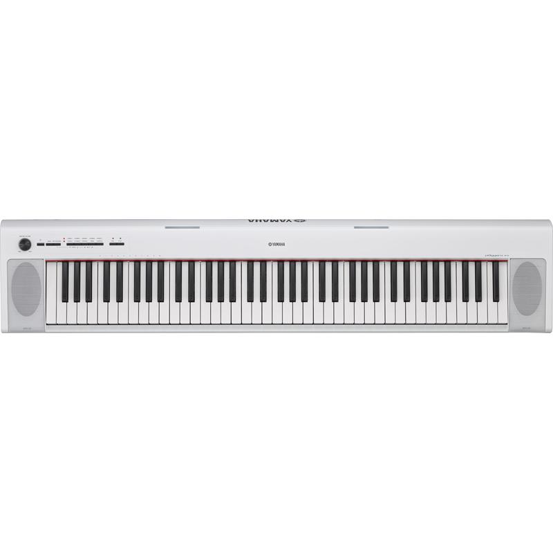 NP-32WH ヤマハ 76鍵キーボード(ホワイト) YAMAHA piaggero(ピアジェーロ)