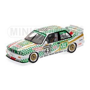 1/18 BMW M3 (E30) TIC TAC TAUBER BMW ALLEN BERG ノリスリング RENNEN DTM 1991【180912043】 ミニチャンプス
