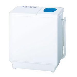 _ (標準設置料込)PS-65AS2-W 日立 6.5kg 2槽式洗濯機 ホワイト HITACHI 青空