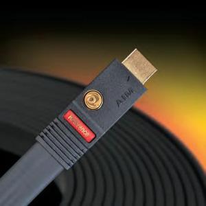 【各種クーポンあり。数上限ございます】PAVA-FLR01MK2 エイム HDMIフラットケーブル(1.0m) AIM ReferenceII FLR2-01