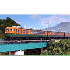 [鉄道模型]カトー (Nゲージ) 10-1335 165系飯田線 急行「伊那」4両セット