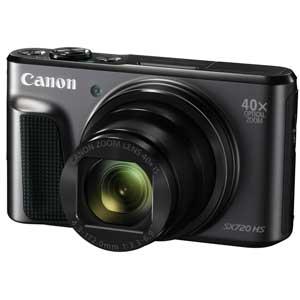 PSSX720HS(BK) キヤノン デジタルカメラ「PowerShot SX720 HS」(ブラック)