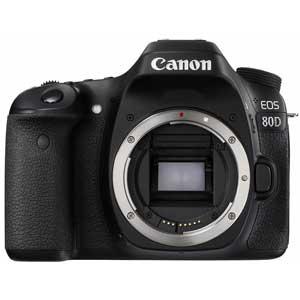 EOS80D キヤノン デジタル一眼レフカメラ「EOS 80D」(ボディ)