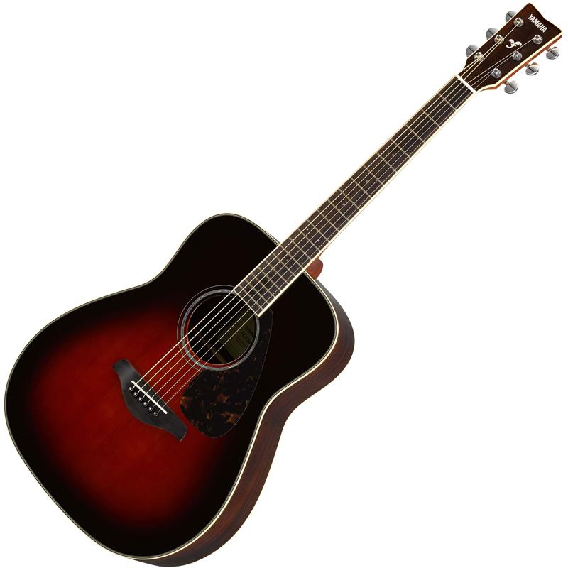 FG830TBS ヤマハ アコースティックギター(タバコブラウンサンバースト) YAMAHA