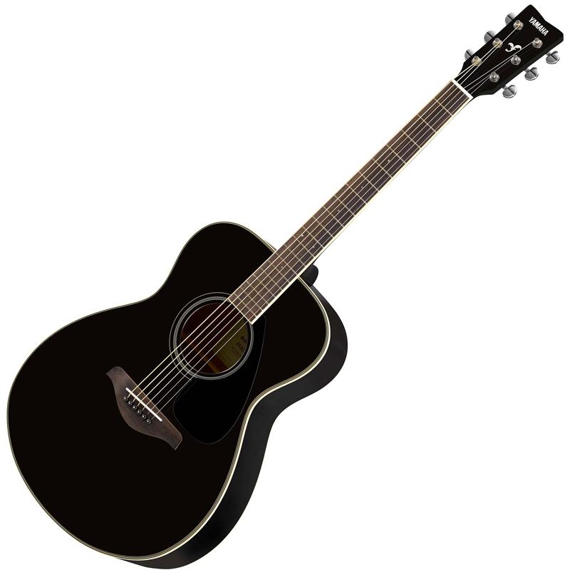 FS820BL ヤマハ アコースティックギター(ブラック) YAMAHA