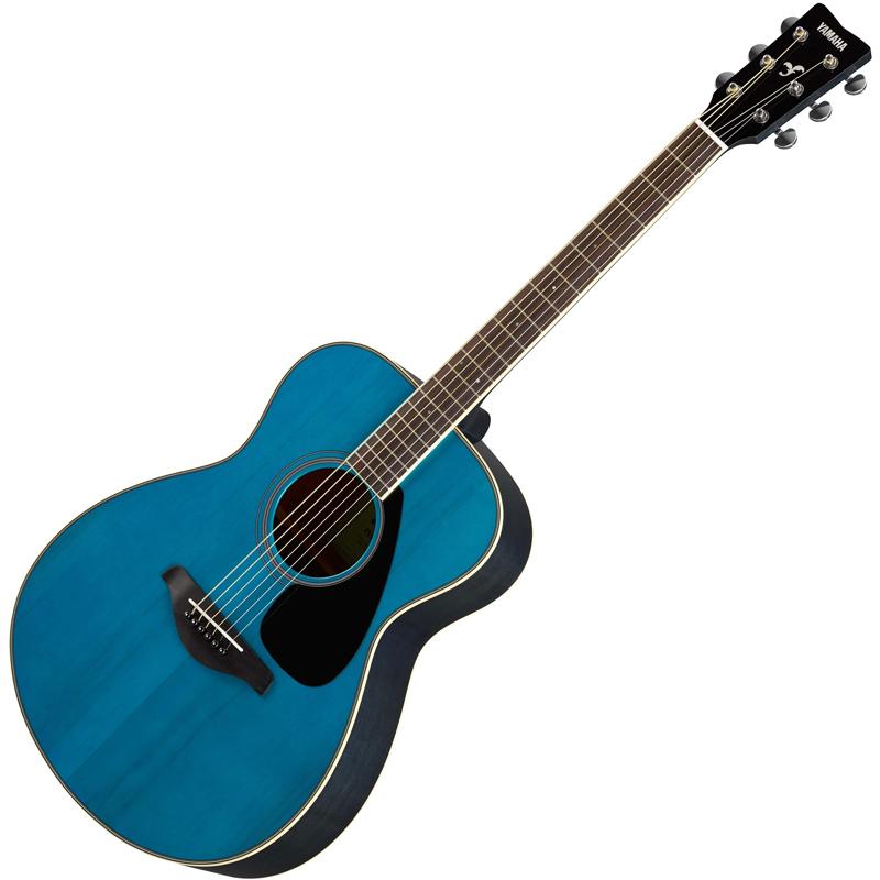 FS820TQ ヤマハ アコースティックギター(ターコイズ) YAMAHA