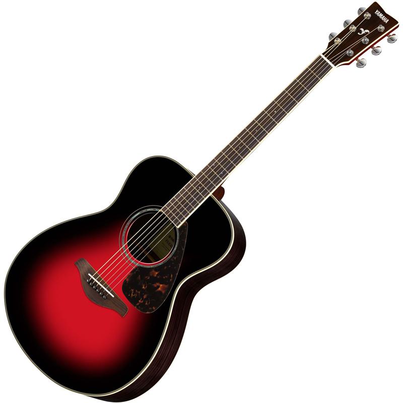 FS830DSR ヤマハ アコースティックギター(ダスクサンレッド) YAMAHA