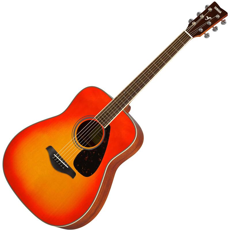 FG820AB ヤマハ アコースティックギター(オータムバースト) YAMAHA