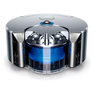 RB01NB ダイソン ロボット掃除機 (ニッケル/ブルー) dyson 360 Eye