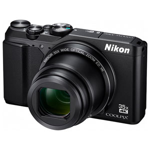 A900BK ニコン デジタルカメラ「COOLPIX A900」(ブラック)