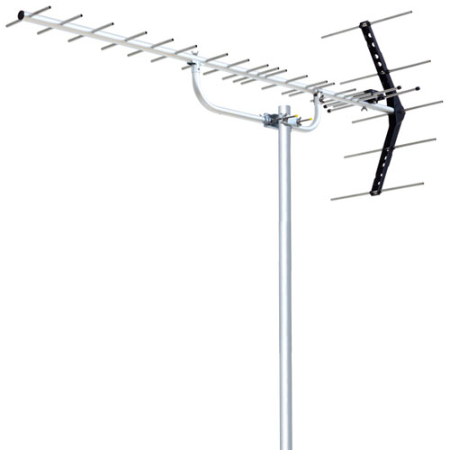 UA20S DXアンテナ 地上デジタルアンテナ 【20素子 / 耐久型】 (塩害対策用)