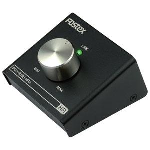 PC100USB-HR2 フォステクス ボリュームコントローラー(D/Aコンバーター/ヘッドホンアンプ) FOSTEX PC-DIGITAL Series