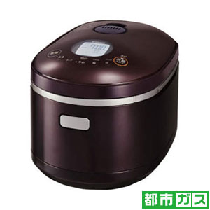 RR-055MST2(DB)-13A リンナイ タイマー付ガス炊飯器(5.5合炊き) ダークブラウン【都市ガス12A13A用】 Rinnai 直火匠