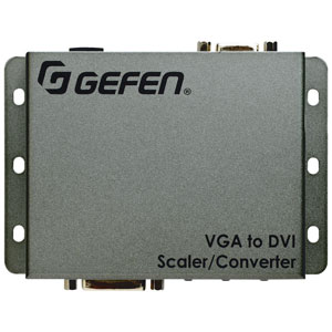 EXT-VGA-DVI-SC GEFEN VGA信号DVI信号変換コンバーター VGA to DVIスケーラー/コンバーター