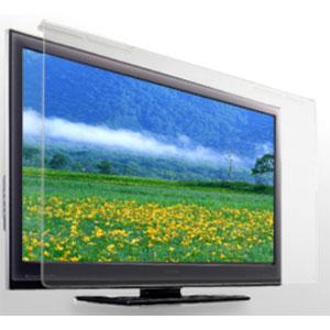 CRT-520WHG サンワサプライ 52V型対応 液晶テレビ保護フィルター