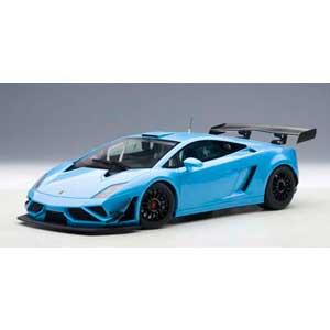 1/18 ランボルギーニ ガヤルド GT3 FL2 2013 (ブルー)【81359】 オートアート
