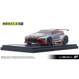 1/43 Mitsubishi Concept XR-PHEV EVOLUTION Vision Gran Turismo DARK GRAY【MD43008GY】 モデラーズ