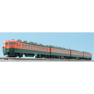 [鉄道模型]トミックス (Nゲージ) 98221 国鉄 167系電車(冷改車・湘南色)4両基本セット