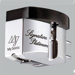 Signature Platinum マイソニックラボ MCカートリッジ MY SONIC Lab