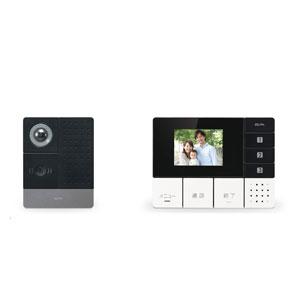DHS-SM2030 ELPA DECT方式 ワイヤレステレビドアホン