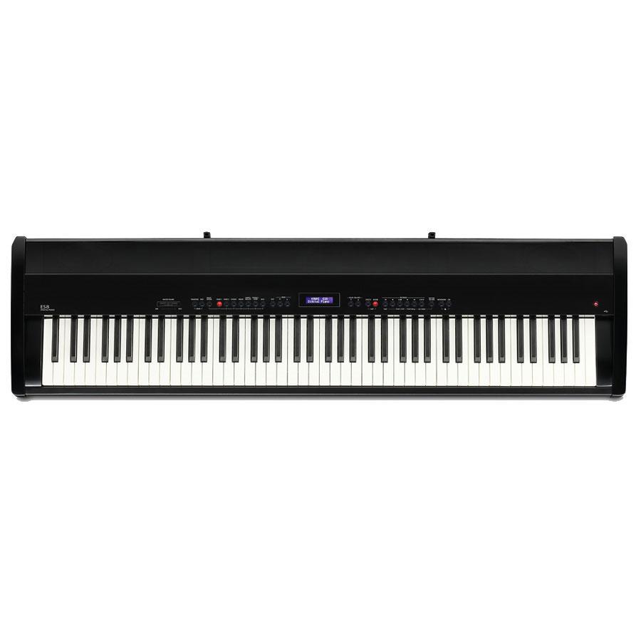 ES8B カワイ 電子ピアノ(グロスブラック調) KAWAI ES SERIES