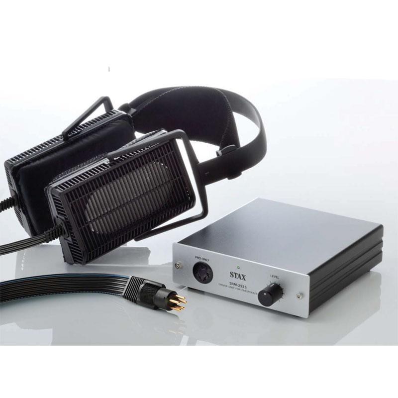 SRS-3100 スタックス コンデンサー式イヤースピーカーシステム STAX