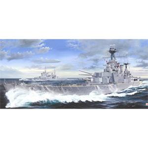 1/200 イギリス海軍巡洋戦艦 HMS フッド 1941【03710】 トランペッター