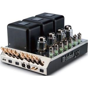 MC275VI (version6) マッキントッシュ 真空管パワーアンプ【75W+75W Tube Stereo/Mono Power Amplifier】 McIntosh