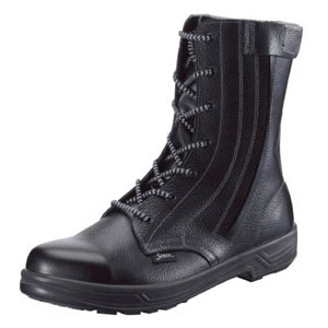 SS33C25.0 シモン 安全靴 長編上靴 SS33C付 25.0cm