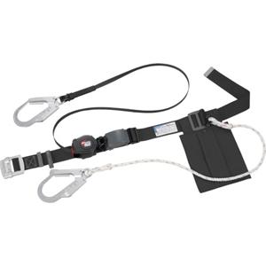 SL505WDHBL サンコー ダブルランヤード式安全帯