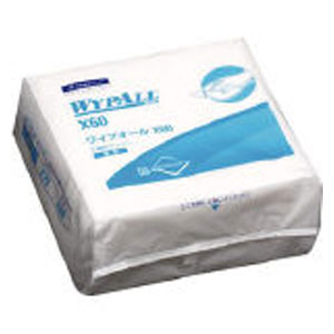 60560 日本製紙クレシア ワイプオールX60 4つ折り(1ケース 50枚×18パック)