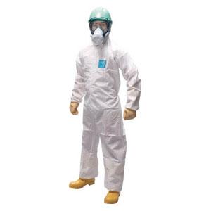 MG1500L 重松製作所 使い捨て化学防護服(10着入り) L
