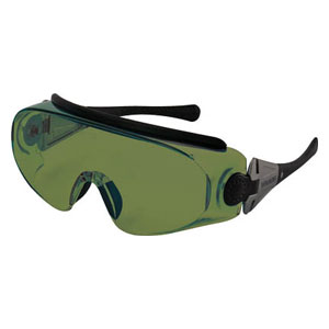 YL760LDYAG 山本光学 レーザ光用一眼型保護めがね