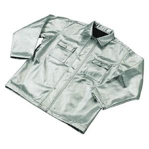 TSP1L トラスコ中山 スーパープラチナ遮熱作業服 上着 Lサイズ