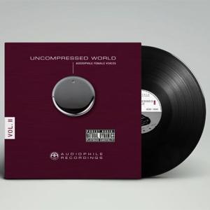 LP-UCW-VOL2 アクースティックアーツ 高音質LPレコードUNCOMPRESSED WORLD VOL.II - double vinyl edition Accustic Arts